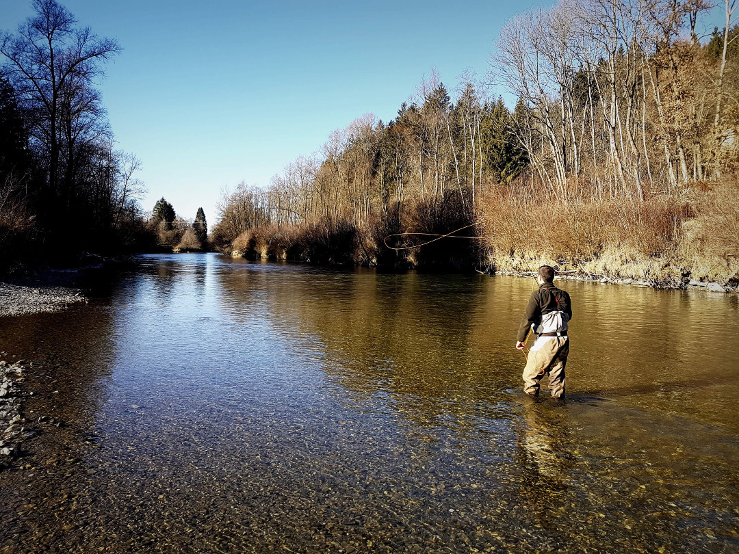 Fly casting courses